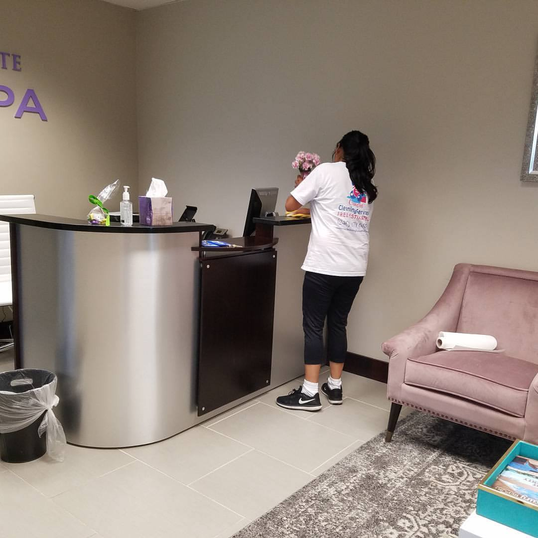 Office Cleaning Cimara Cleaning Services In Md Amp Dc