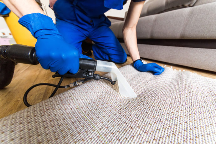 house carpet cleaning services